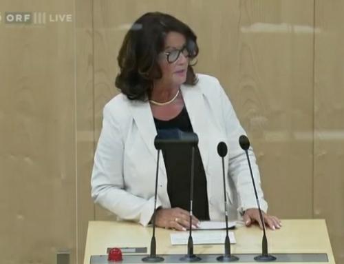 "Parlamentsrede ""COVID 19 Maßnahmengesetz"" vom 23.9.2020"
